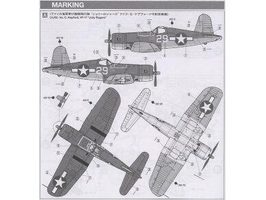 Tamiya - Vought F4U-1A Corsair, Mastelis: 1/72, 60775 6