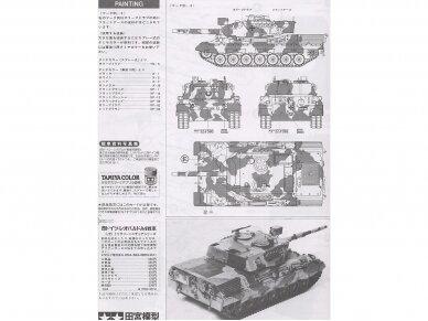 Tamiya - Westl German Leopard 1 A4 Tank, Mastelis: 1/35, 35112 5