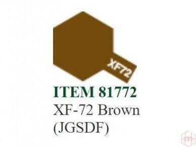 Tamiya - XF-72 Brown (JGSDF), 10ml