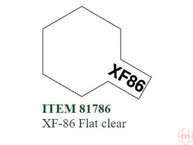 Tamiya - XF- Flat acrylic Mini paint, 10ml 68