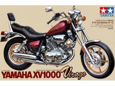 Tamiya - Yamaha XV1000 Virago, Mastelis: 1/12, 14044