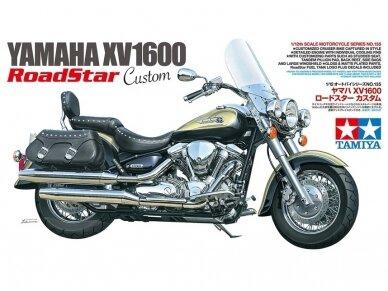 Tamiya - Yamaha XV1600 RoadStar Custom, Mastelis: 1/12, 14135