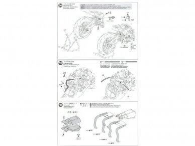 Tamiya - Yamaha YZF-R1M, Mastelis: 1/12, 14133 15