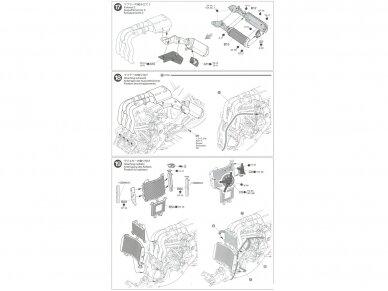 Tamiya - Yamaha YZF-R1M, Mastelis: 1/12, 14133 16