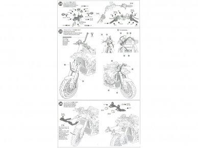 Tamiya - Yamaha YZF-R1M, Mastelis: 1/12, 14133 18