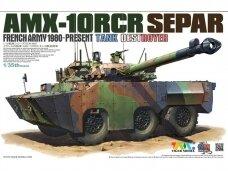 Tiger Model - AMX-10RCR SEPAR Tank Destroyer French Army, Mastelis: 1/35, 4607