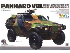 Tiger Model - French Army PANHARD VBL Light Armoured Vehicle, 1/35, 4603