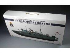 Tiger Model - Sweden CB-90 FSDT Assault Craft CB 90/Combat Boat 90, Mastelis: 1/35, 6293