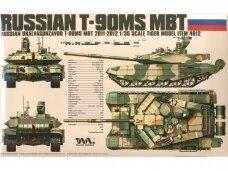 Tiger Model - Russian T-90MS MBT, 1/35, 4612