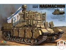 Tiger Model - IDF Nagmachon Doghouse-Late APC, Mastelis: 1/35, 4616