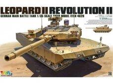 Tiger Model - German Leopard II Revolution, Scale: 1/35, 04628