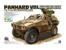 Tiger Model - French Army 1987-Present Panhard VBL 12.7mm M2 machine gun, 1/35, 4619