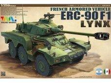 Tiger Model - French Armored Vehicle ERC-90 F1 Lynx, Mastelis: 1/35, 4632