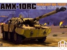 Tiger Model - AMX-10RC Tank Destroyer French Army, Mastelis: 1/35, 4609