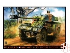 Tiger Model - Panhard AML-90 Light Armoured Car full-interior, 1/35, 4635