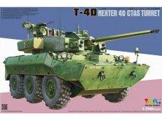 Tiger Model - T-40 NEXTER 40 CTAS Turret, Mastelis: 1/35, 4665