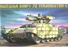 Tiger Model - Russian BMPT-72 Terminator II Uralvagonzavod BMPT-72 Fire Support Combat Vehicle, Mastelis: 1/35, 4611