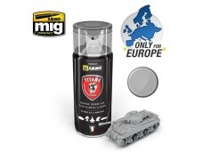 TITANS HOBBY - LIGHT GREY MATT PRIMER 400ml, 102