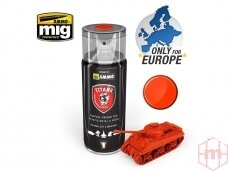TITANS HOBBY - ROYAL RED MATT PRIMER 400ml, 105