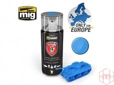 TITANS HOBBY - SPACE BLUE MATT PRIMER 400ml, 103