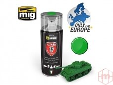 TITANS HOBBY - EMERALD GREEN MATT PRIMER 400ml, 106