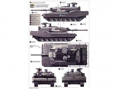 Tiger Model - German Main Battle Tank Leopard II Revolution I, 1/35, 4629 2