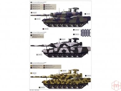 Tiger Model - German Main Battle Tank Leopard II Revolution I, 1/35, 4629 6
