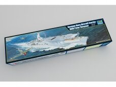 Trumpeter - Aircraft Carrier DKM Peter Strasser, Scale: 1/350, 05628