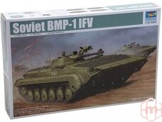 Trumpeter - Soviet BMP-1 IFV, Scale: 1/35, 05555