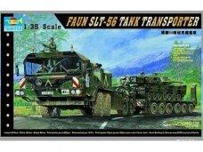 Trumpeter - Faun SLT-56 Panzertransporter, Mastelis: 1/35, 00203