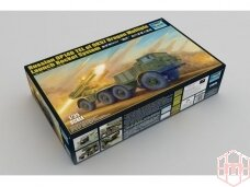 Trumpeter - Russian 9P140 TEL of 9K57 Uragan Multipl Launch Rocket System, Scale: 1/35, 01026