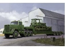 Trumpeter - M920 Tractor tow with M870A1 semitrailer, Mastelis: 1/35, 01078