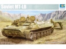 Trumpeter -  Soviet MT-LB , Scale: 1/35, 05578