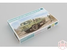 Trumpeter - Russian GAZ-66 Light Truck I, Scale: 1/35, 01017