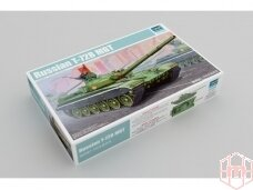 Trumpeter - Russian T-72B MBT, Scale: 1/35, 05598