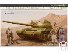Trumpeter - Russian T-62 Mod.1975, Scale: 1/35, 01551