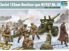 Trumpeter - Soviet 152mm Howitzer-gun M1937 ML-20, 1/35, 02315