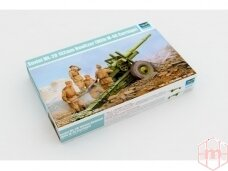 Trumpeter - Soviet ML-20 152mm Howitzer (with M-46 Carriage), 1/35, 02324