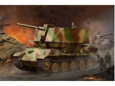 Trumpeter - Flakpanther w/8,8cm Flak 36/37, Scale: 1/35, 09531