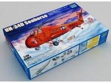 Trumpeter - UH-34D Seahorse, 1/48, 02886