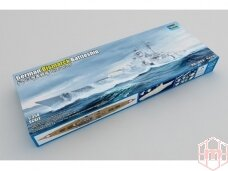Trumpeter - German Bismarck Battleship, Scale: 1/350, 05358
