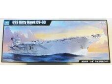 Trumpeter - USS Kitty Hawk CV-63, Scale: 1/350, 05619