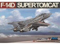 AMK - Grumman F-14D Super Tomcat, Mastelis: 1/48, 88007