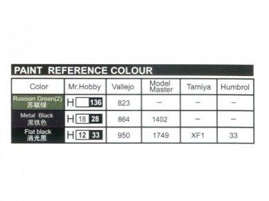 Trumpeter - Soviet BMP-1 IFV, Scale: 1/35, 05555 4