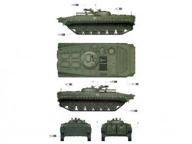 Trumpeter - Soviet BMP-1 IFV, Scale: 1/35, 05555 5