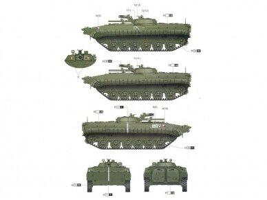 Trumpeter - Soviet BMP-1 IFV, Scale: 1/35, 05555 7