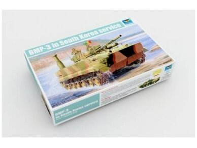 Trumpeter - BMP-3 in South Korea service, Scale: 1/35, 01533