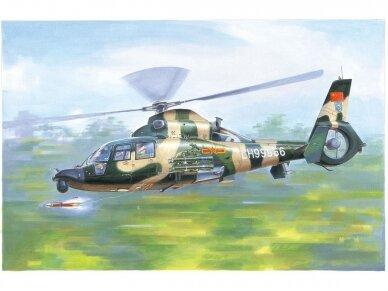 Trumpeter - Chinese Z-9WA Helicopter, Mastelis: 1/35, 05109