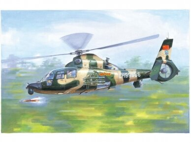 Trumpeter - Chinese Z-9WA Helicopter, Scale: 1/35, 05109