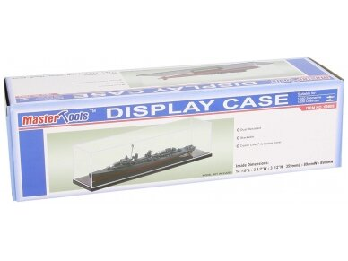 Trumpeter - Display case, 09809